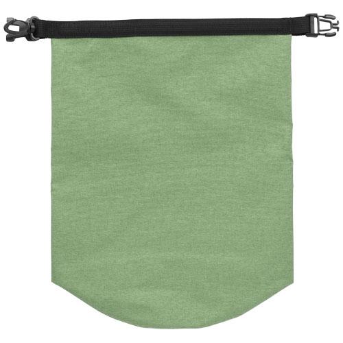 5e910276f579aa Traveller 5 l wasserdichte melierte Outdoor-Tasche in heather grün ...