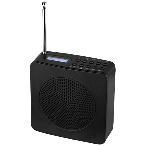 radios mit logo als kundengeschenk. Black Bedroom Furniture Sets. Home Design Ideas