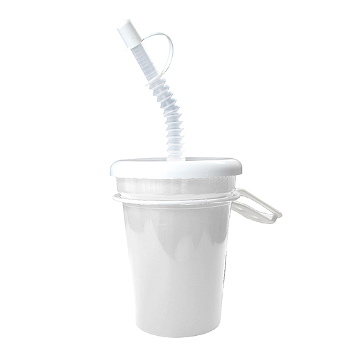 Trinkbecher Take Away 0,3 l in weiß – Nr. 1905067001-00000