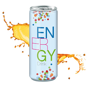 Energy Drink, 250 ml, Fullbody