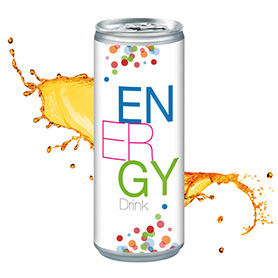 Energy Drink, 250 ml, Smart Label