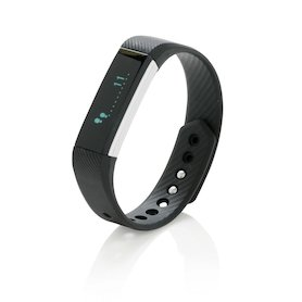Activity-Tracker Smart Fit, schwarz