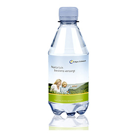 Promo Water - Mineralwasser, still 330ml