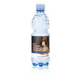 Promo Water - Mineralwasser, still 500ml